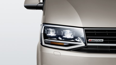 Safety of LED headlamps in the California