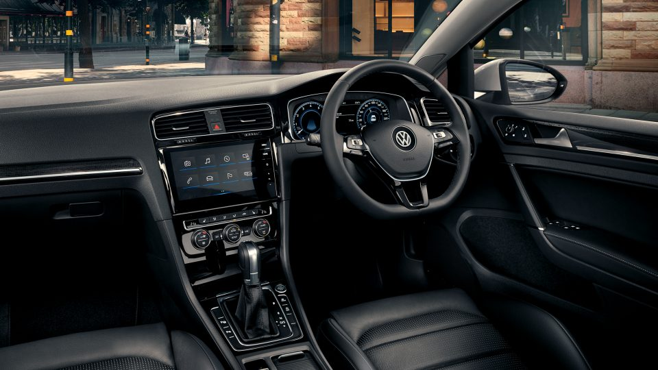 Golf luxury interior