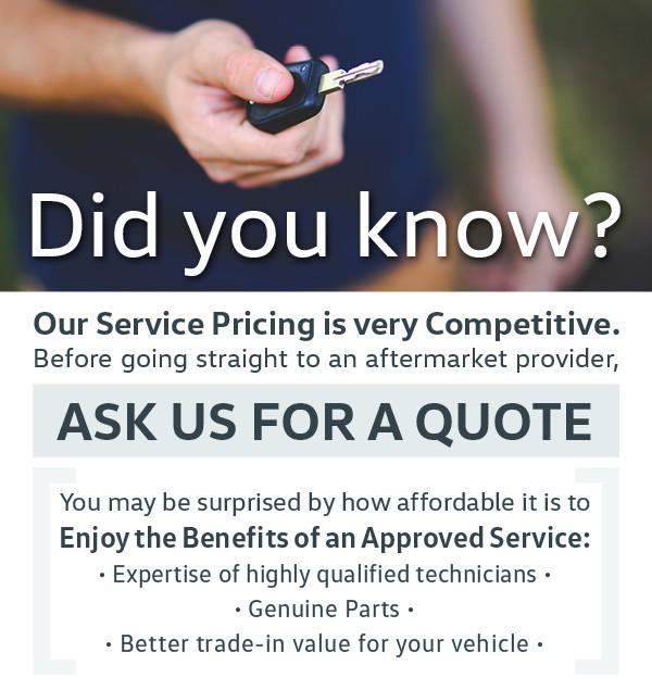 Get a Service Quote