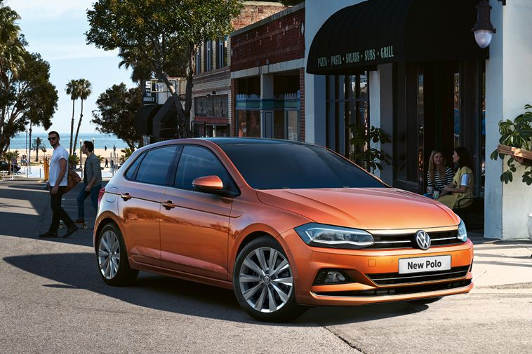 VW Polo Hatch Family Offer